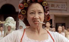 Landlady from Kung Fu Hustle Costume | Carbon Costume | DIY Dress-Up Guides  for Cosplay & Halloween